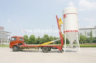 الصين Dong Feng 6x4 Dry Bulk Truck Hydraulic For Dry-Mixed Mortar 22 Cbm المزود