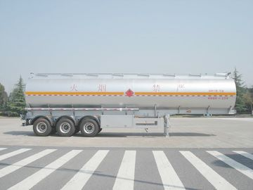 الصين 3x12T BPW Fuel Oil Tank Trailer المزود